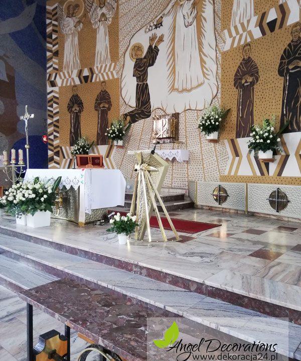 kosciol-dekoracje-kwiaty-AngelDecorations-Krakow