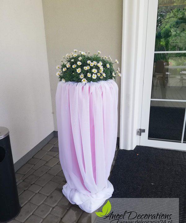 kwiaty-stojak-woal-AngelDecorations-Krakow