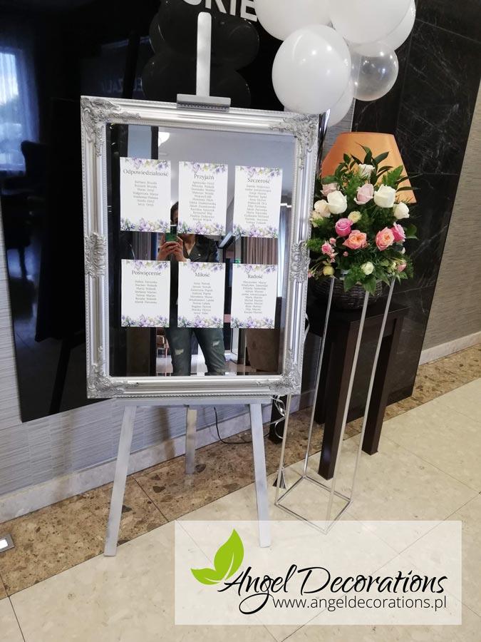 lustro-goscie-lista-kwiaty-angeldecorations-wypozyczalnia